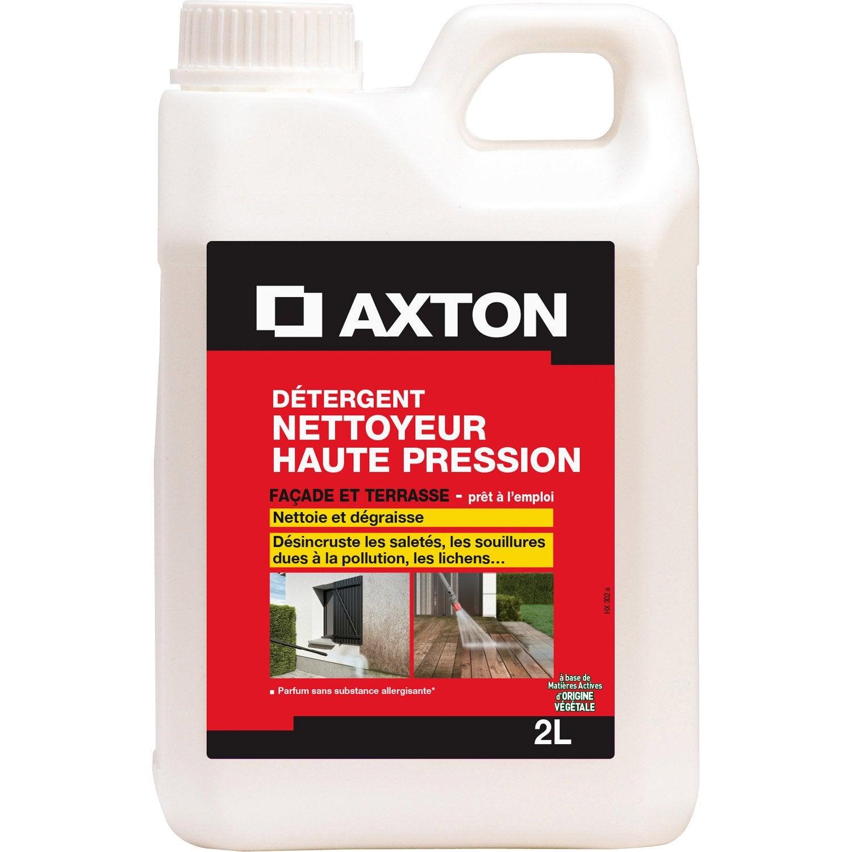 Détergent pour façade et terrasse AXTON 36 l | Leroy Merlin - Produit Pour Nettoyer Lave Linge
