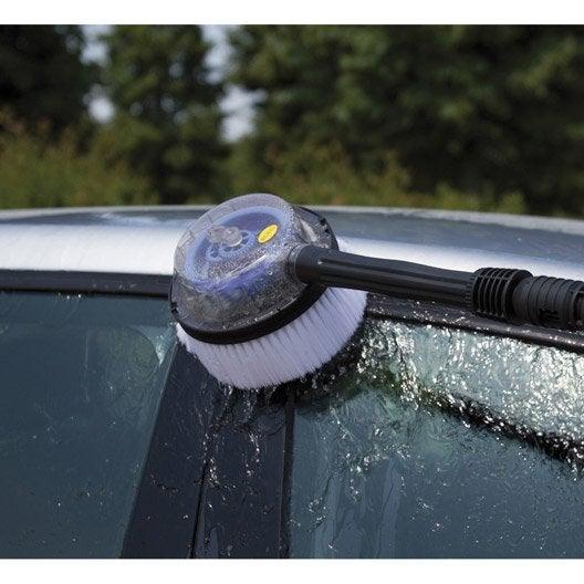 Accessoires nettoyeur haute pression brosse lance - Brosse rotative nettoyage ...