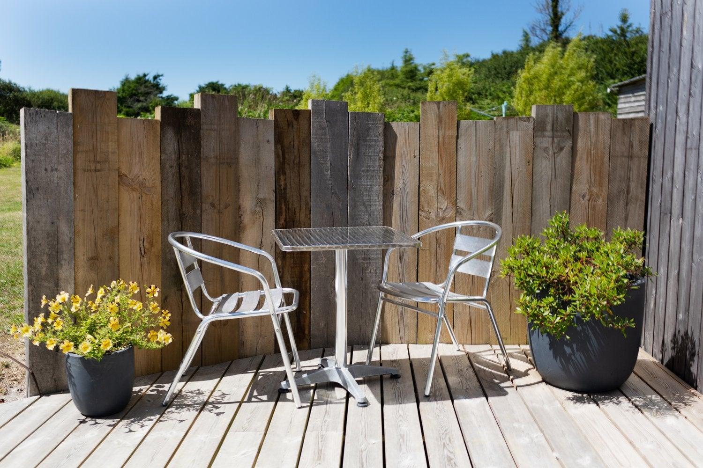 la terrasse ombrag e de julia valence leroy merlin. Black Bedroom Furniture Sets. Home Design Ideas