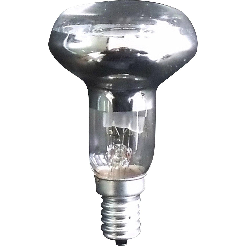 3 ampoules reflecteurs halogenes 42w 300lm leroy merlin. Black Bedroom Furniture Sets. Home Design Ideas