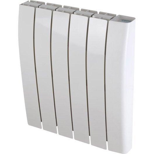 radiateur lectrique inertie pierre deltacalor sagoma. Black Bedroom Furniture Sets. Home Design Ideas