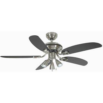 Ventilateur de plafond Lustre suspension et plafonnier