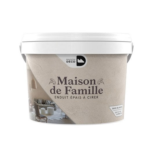 Peinture effet maison de famille maison deco 15 kg - Magasin maison de famille ...