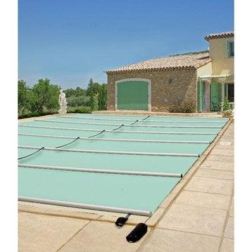 B che piscine s curit piscine leroy merlin for Enrouleur bache piscine leroy merlin