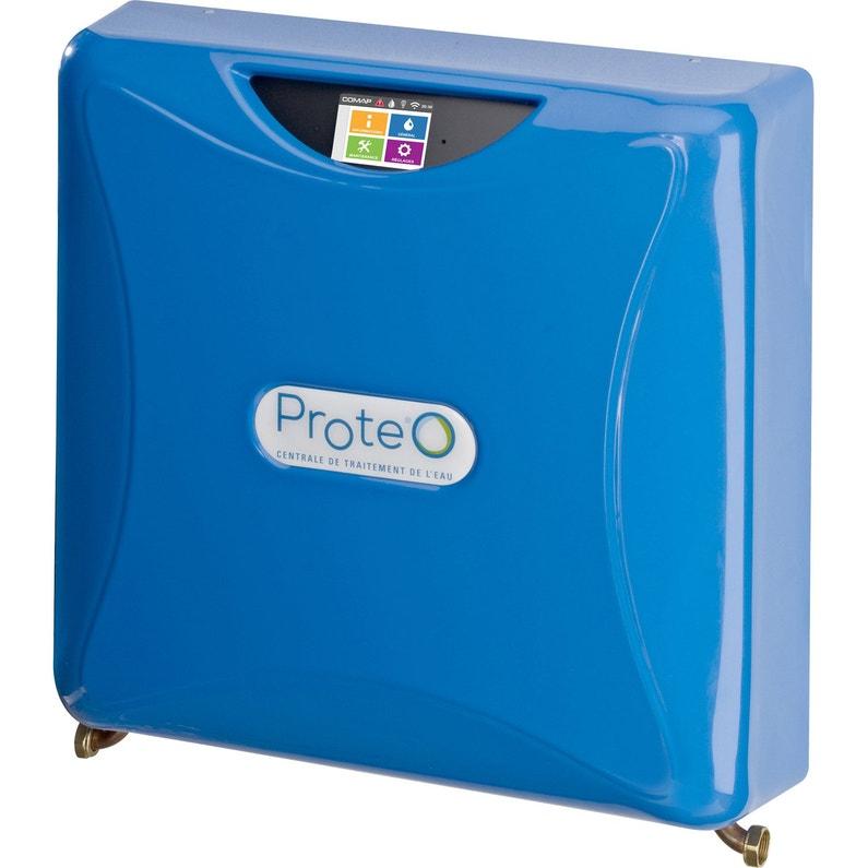 Remarquable Centrale de filtration connectée protéo 2 COMAP   Leroy Merlin PQ-99