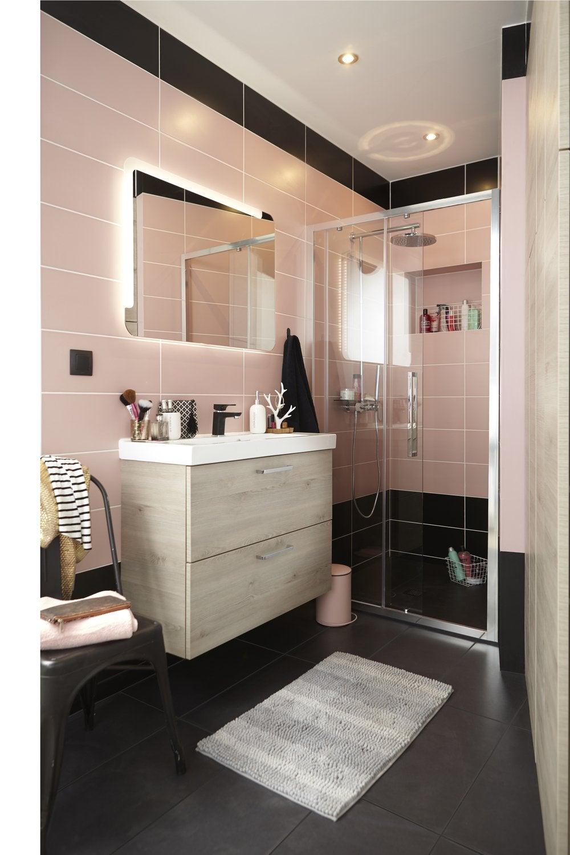 Des accessoires de salle de bains de style scandinave | Leroy Merlin