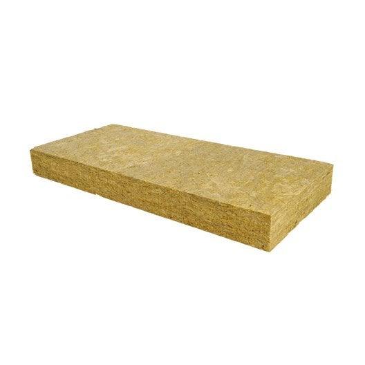 5 panneaux en laine de roche rockfa ade rockwool leroy merlin. Black Bedroom Furniture Sets. Home Design Ideas