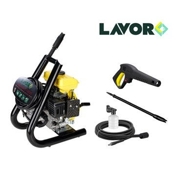Nettoyeur haute pression thermique LAVOR Independent 1900, 130 bar(s), 520 l/h