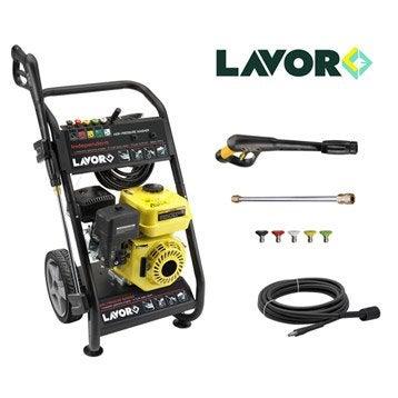 Nettoyeur haute pression thermique LAVOR Independent 2700, 200 bar(s), 600 l/h
