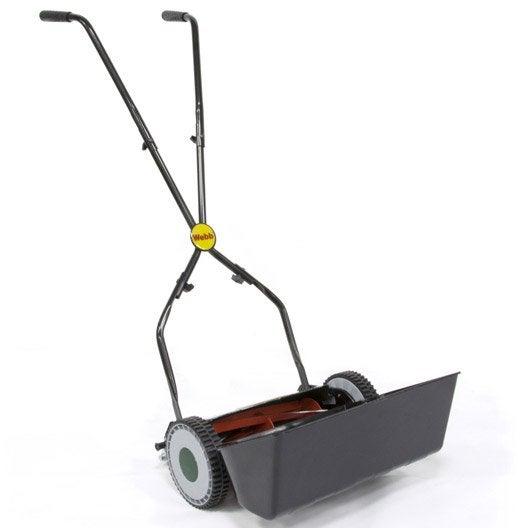 tondeuse manuelle main tondeuse gazon au meilleur prix leroy merlin. Black Bedroom Furniture Sets. Home Design Ideas