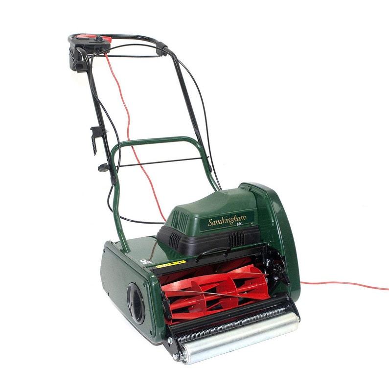 Tondeuse électrique Allett 14e 420 W L 35 Cm