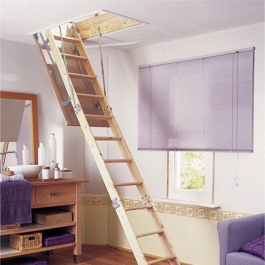 Remplacer un escalier escamotable leroy merlin - Leroy merlin echelle escamotable ...