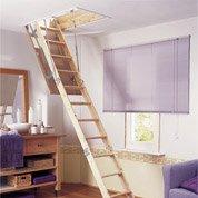 Remplacer un escalier escamotable