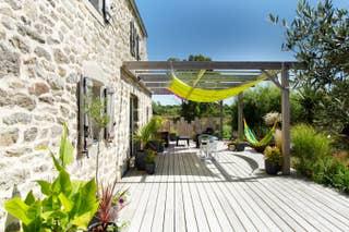 Terrasse Et Sol Exterieur Jardin Leroy Merlin