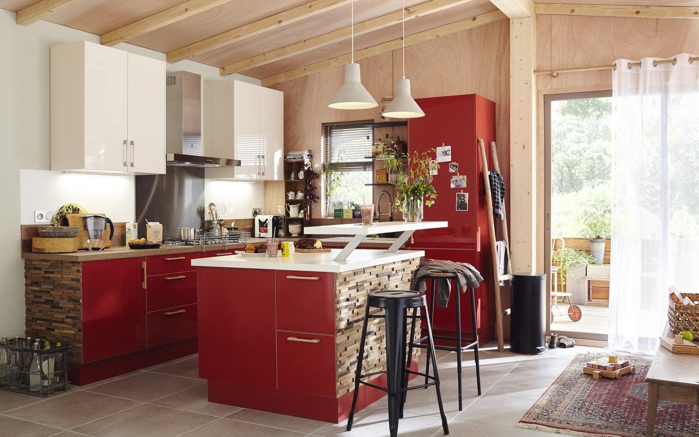 Cuisines Delinia : meubles fonctionnels et tendances