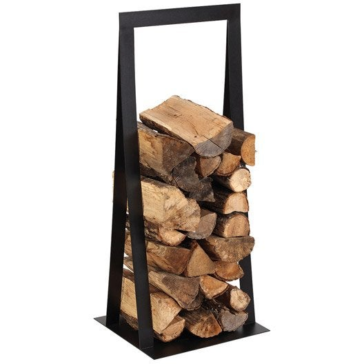 stockage bois de chauffage interieur stockage bois de. Black Bedroom Furniture Sets. Home Design Ideas