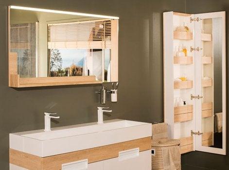 Meuble salle de bain linge sale cool meuble salle de bain linge sale with meuble salle de bain - Meuble linge sale leroy merlin ...