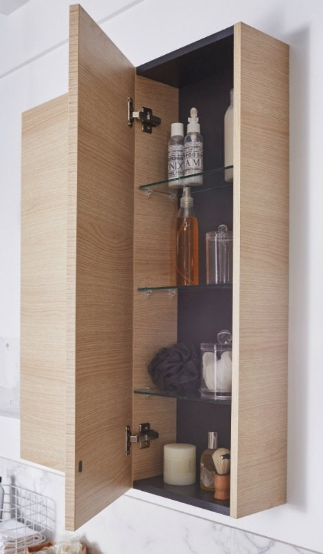 Comment choisir son meuble de salle de bains leroy merlin - Armoire miroir salle de bain leroy merlin ...