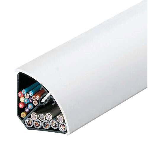moulure blanc pour moulure h 4 x p 4 cm leroy merlin. Black Bedroom Furniture Sets. Home Design Ideas