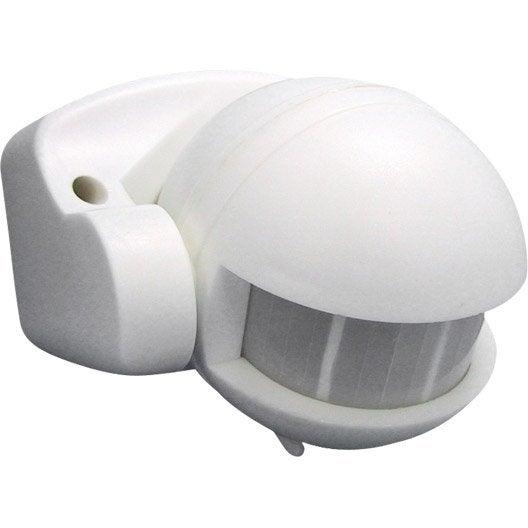 D tecteur de mouvement et de lumi re d tecteur de fum e for Allumage automatique lumiere maison