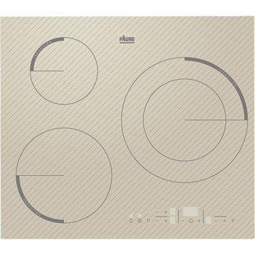 Plaque de cuisson leroy merlin - Table vitroceramique blanche ...