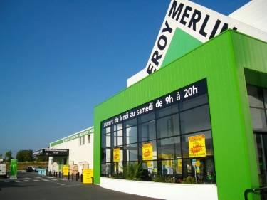 Leroy merlin poitiers chasseneuil du poitou retrait 2h gratuit en magasin leroy merlin - Leroy merlin magasin paris ...