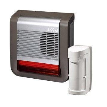 Accessoires pour alarme de maison alarme maison leroy for Sirene exterieur