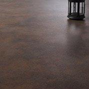 Dalle PVC adhésive cuivre copper métal Stone ARTENS