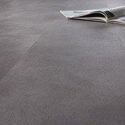 Dalle PVC adhésive AERO, anthracite, 30.48 x 30.48 cm