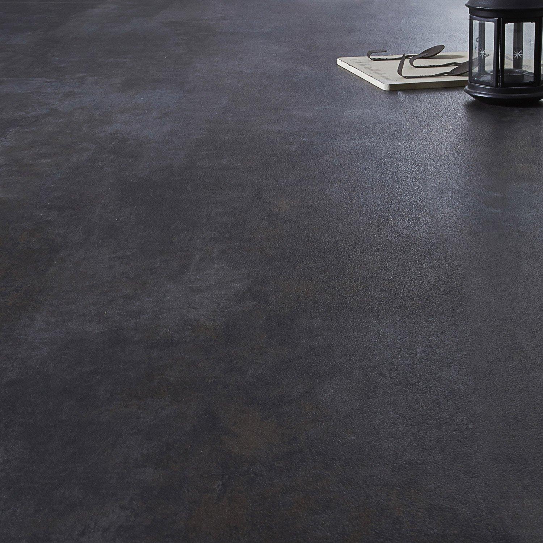 dalle pvc clipsable cuivre oxyde premium clic 5g leroy merlin. Black Bedroom Furniture Sets. Home Design Ideas