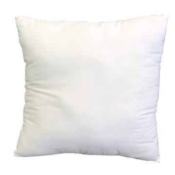 Coussin de rembourrage, blanc l.60 x H.60 cm