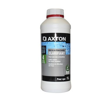 Clarifiant spa AXTON, liquide 1 l
