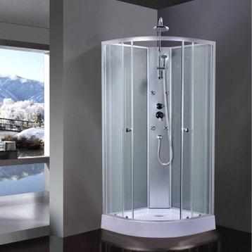 cabine de douche d'appoint