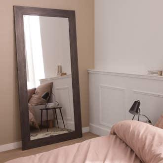 Miroir Psyché bijoux, blanc, l.21 x H.106 cm | Leroy Merlin