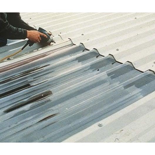plaque nervur polycarbonate transparent carbo sp l105 x l3 m - Plaque Polycarbonate Translucide Leroy Merlin