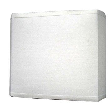 Applique, e27 Pavie, 1 x 60 W, tissu blanc-blanc n°0, INSPIRE
