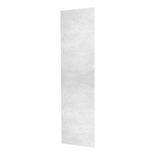 panneau japonais frost blanc 50 x 260 cm leroy merlin. Black Bedroom Furniture Sets. Home Design Ideas