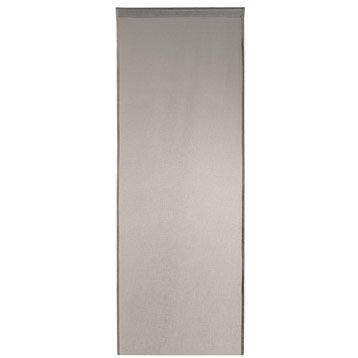 Panneau japonais 5 mondes, gris, 260 x 50 cm