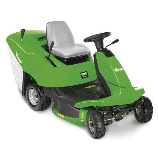 tracteur de pelouse rider viking mr4082 344cm3 leroy merlin. Black Bedroom Furniture Sets. Home Design Ideas