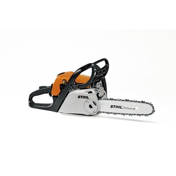 Tronçonneuse à essence STIHL Ms 181 c-be 31.8 cm³ 1500 W, coupe de 35 cm