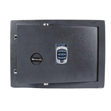 Coffre-fort haute sécurité à code BRICARD, H24xl36xP30cm, 19.7L