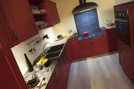 Une cuisine fonctionnelle pour toute la famille