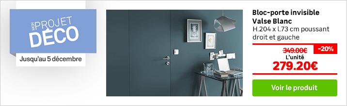 porte pose fin de chantier porte fin de chantier porte avec b ti leroy merlin. Black Bedroom Furniture Sets. Home Design Ideas