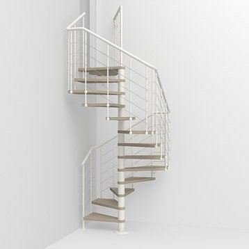 escalier escalier bois escalier colima on leroy merlin. Black Bedroom Furniture Sets. Home Design Ideas