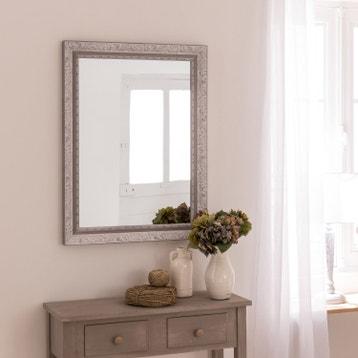 Miroir Louise Gris L50 X H70 Cm