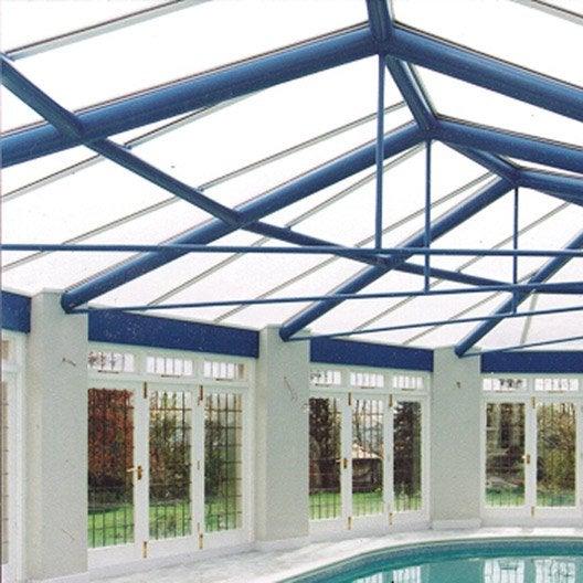 plaque plat polycarbonate claire carboglass l x l 4 m. Black Bedroom Furniture Sets. Home Design Ideas