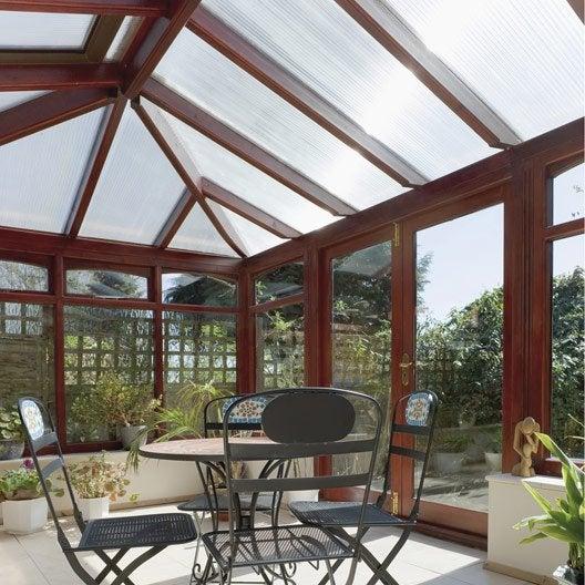 plaque plat polycarbonate opale carboglass l x l 4 m. Black Bedroom Furniture Sets. Home Design Ideas