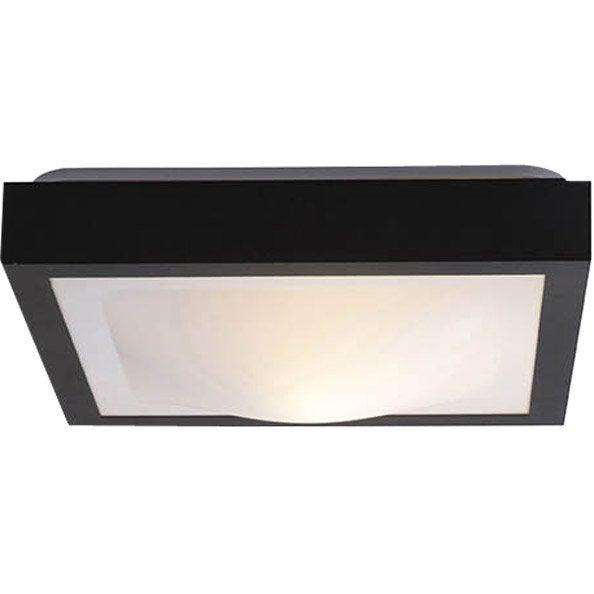 Plafonnier Square, Sans ampoule 1 x MAX 60 W, E27