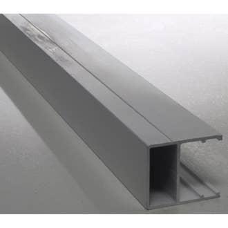Profil Jonction Pour Plaque Ep 16 Mm Aluminium L3 M Leroy Merlin
