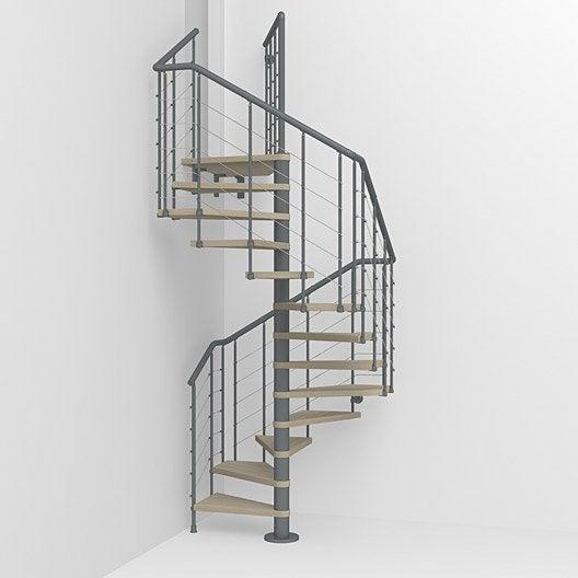 escalier colima on carr cubeline leroy merlin. Black Bedroom Furniture Sets. Home Design Ideas